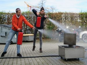 vsj e.V. stationäre Jugendhilfe Brandschutz Schulung