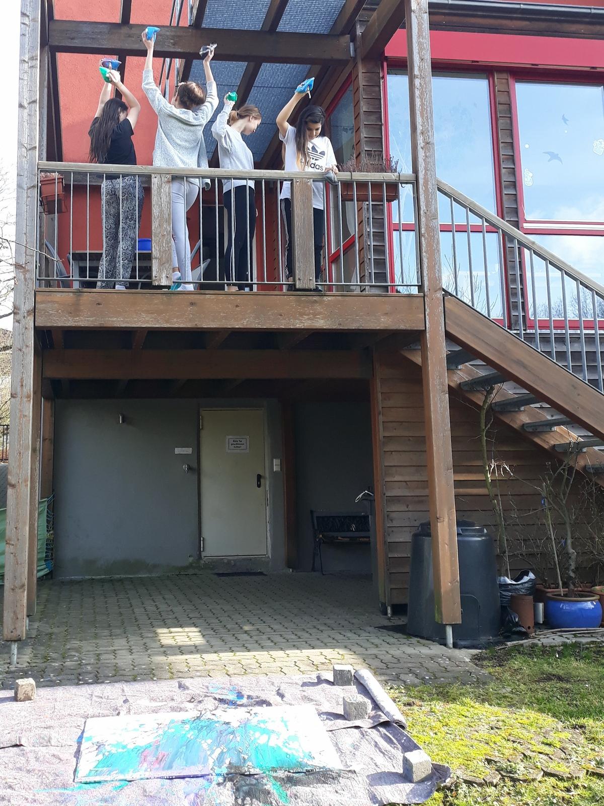 Heilpädagogische Mädchenwohngruppe Coburg vsj e.V. Jugendhilfe