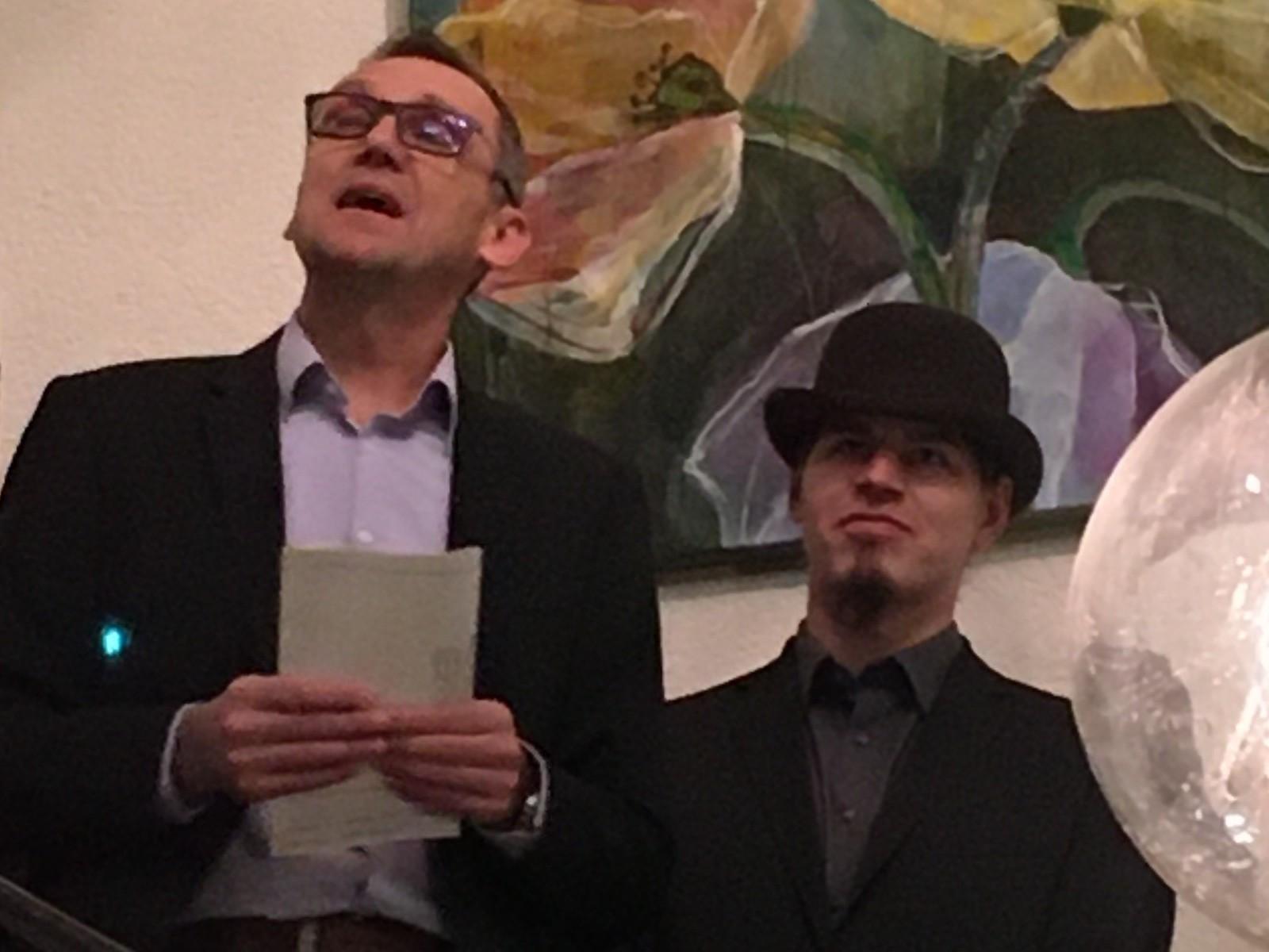 Wir sind stolz auf Holger Gottschlig! Kunstschmied und Metallbaumeister. Er lebte von 2004 – 2007 in der Heilpädagogischen Jugendwohngruppe in Röttenbach.