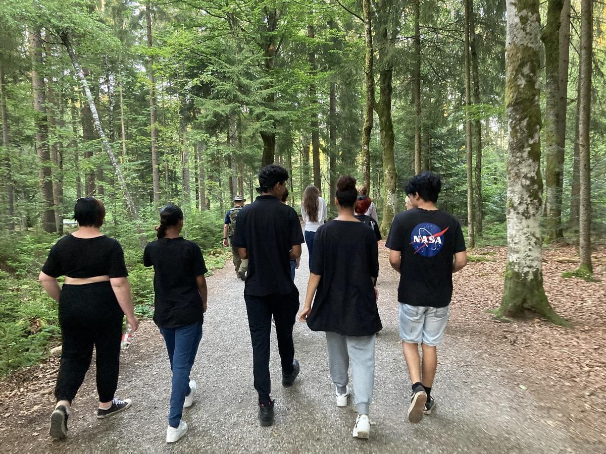 WG Fürth Sommerfreizeit 2020 vsj e.V. Heilpädagogischen Wohngruppe Jugendhilfe