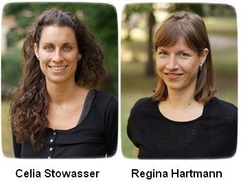 Celia Stowasser Regina Hartmann Leitungswwechsel UMF move on vsj e.V. Nürnberg Jugendhilfe