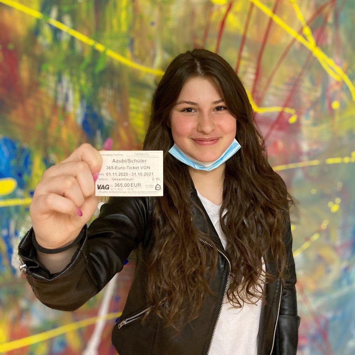 vsj Nothilfefonds 365 Euro Ticket für Jugendliche Jugendhilfe Nürnberg Move On