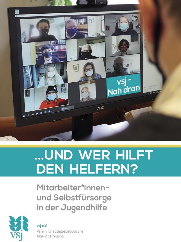 vsj Jahresheft 2020 Jahresbericht Jugendhilfe Nürnberg Fürth Erlangen Coburg